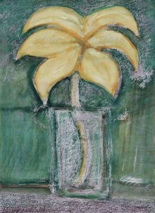 Abidin Dino - Çiçek