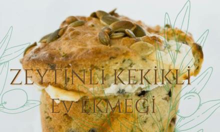 Ekmek, Zeytinli Kekikli Ev Ekmeği