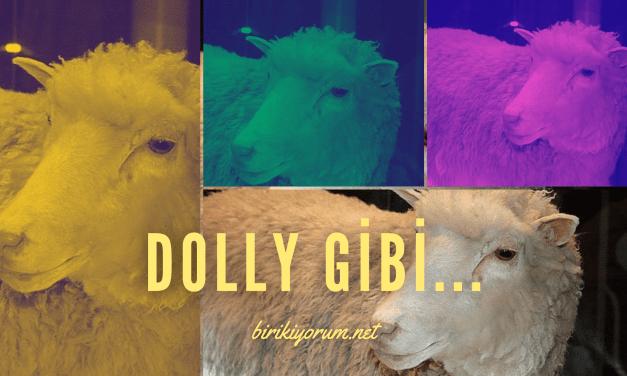 Dolly gibi kopyalanmak ister miydiniz?