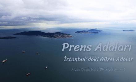 Prens Adaları İstanbul'daki Güzel Adalar