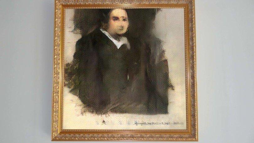 ilk yapay zeka portre