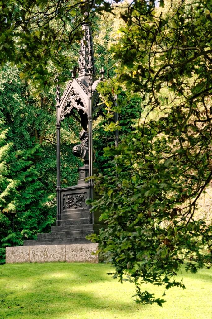 Bild: Denkmal des Gustav Wasa in der Altstadt von Kalmar. NIKON D700 mit NIKKOR 24-120 mm 1:4G ED VR.