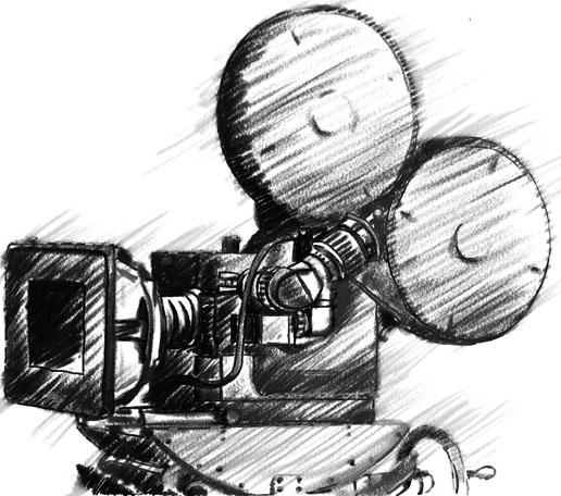 Arriflex Film Camera