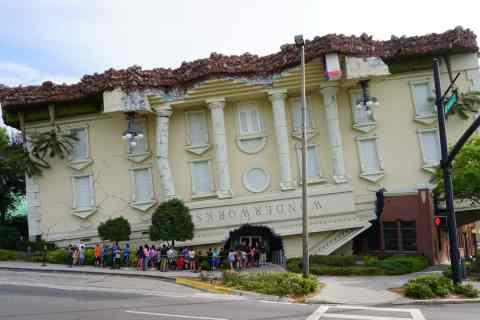 Güzeller Güzeli Şehir Orlando ve Nasa Ziyaretçi Merkezi
