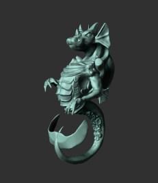 Curvy Dragon1