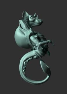 Curvy Dragon 2