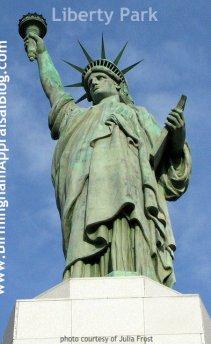 statue of liberty-liberty park sub, vestavia hills, al