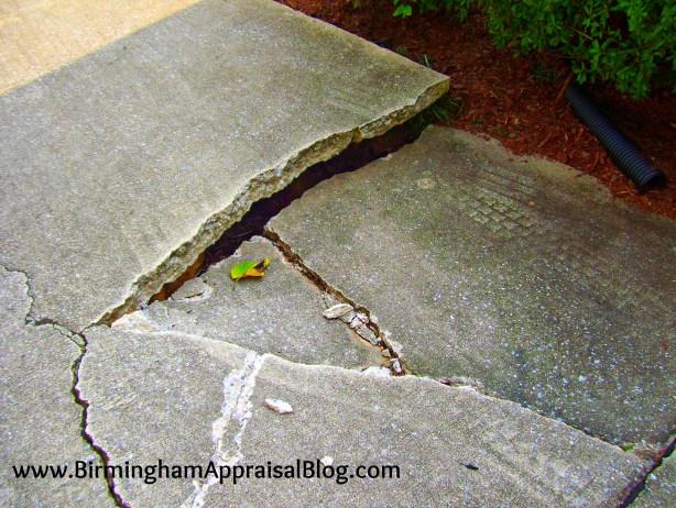This is an FHA repair item