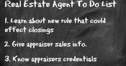 new birmingham alabama appraisal rule
