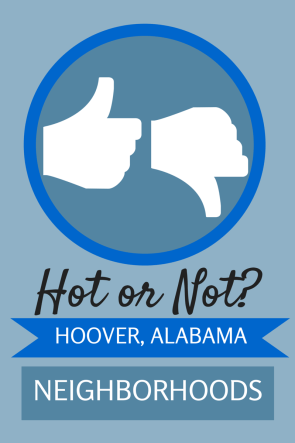 Top 5 Hoover Alabama Neighborhoods