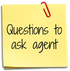 questions appraisers ask agents