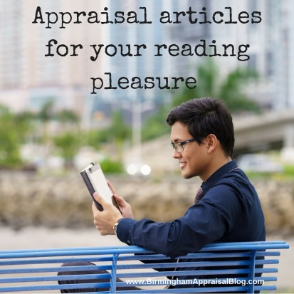 Appraisal articles