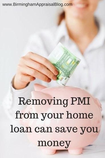 PMI Removal