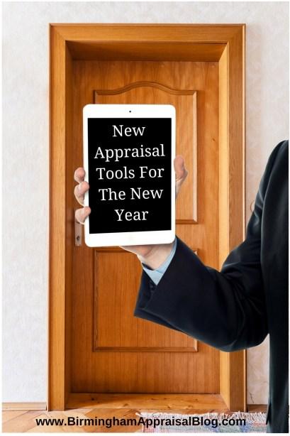 new appraisal tools