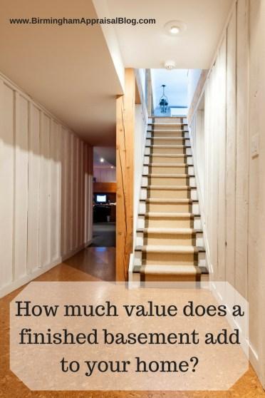 basement add value