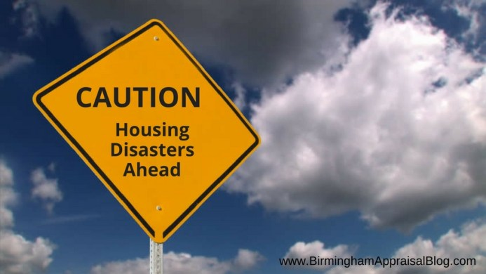 Problems with no appraisal mortgages