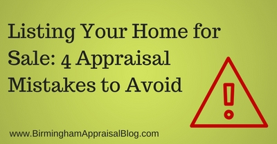 Appraisal Mistakes to Avoid