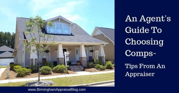An Agent's Guide To Choosing Comps