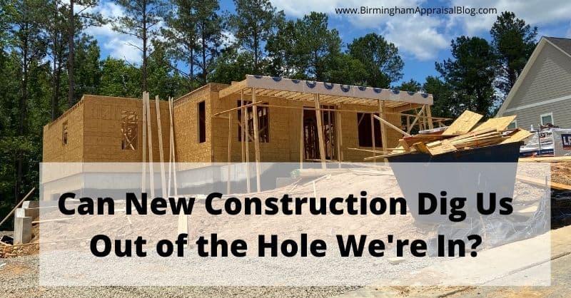 Birmingham Alabama New Home Construction