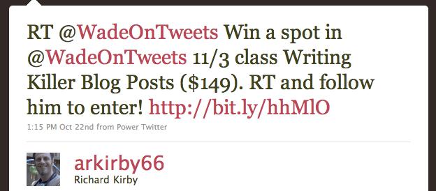 arkirby66 winning tweet