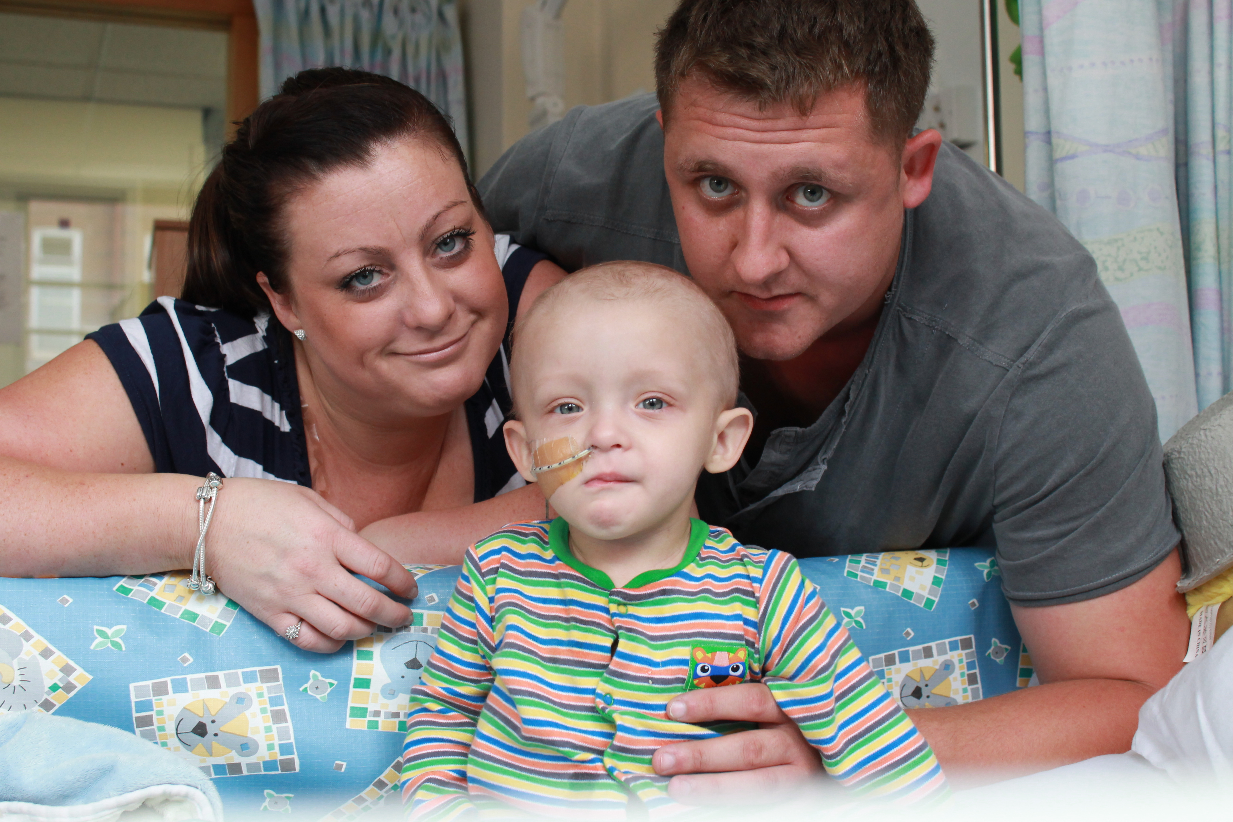 Charlie Beard Harris Battles Rare Cancer For A Second Time
