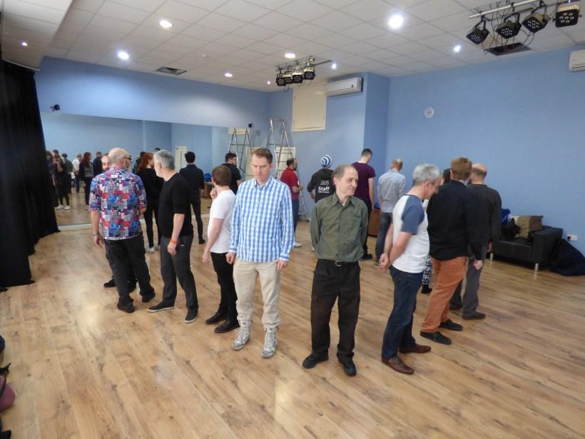 Spontaneous Sherlock - Longform Improv Workshop