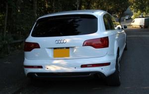 Audi Stretched wedding hire cars birminghamlimohire