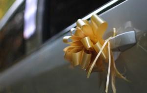 Audi Stretched wedding car hire in birmingham