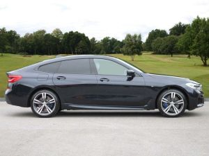 BMW 6 SERIES hire a limo near me