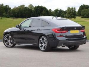 BMW 6 series prestige car