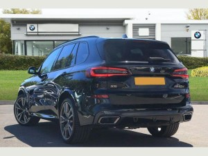 BMW X5 limo hire in birmingham