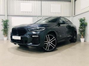 BMW X6 prom car hire birmingham
