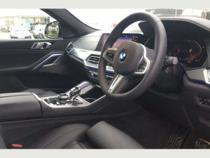 BMW X6 cheap prom car hire birmingham