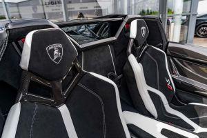 Lamborghini Aventador limos birmingham