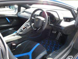 Lamborghini Aventador Svj Coupe limos birmingham