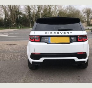Land Rover Discovery Sport limo hire in birmingham