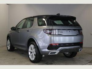 Land Rover Discovery Sport limousine hire birmingham