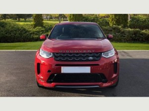 Land Rover Discovery Sport limo birmingham