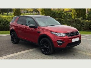 Land Rover Discovery Sport hummer hire birmingham