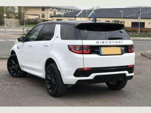 Land Rover Discovery Sport lamborghini hire