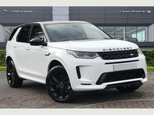 Land Rover Discovery Sport birmingham limos