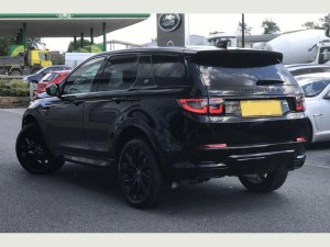 Land Rover Discovery Sport pink limo hire birmingham
