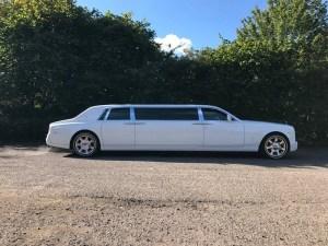 Rolls Royce Birmingham Limo Hire
