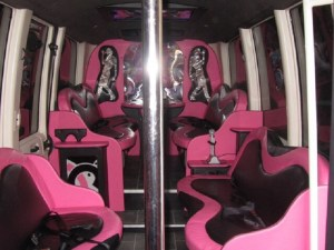 Party Bus Limousine Hire Birmingham