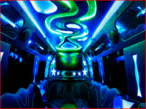 Party Bus Limo Hire in Birmingham