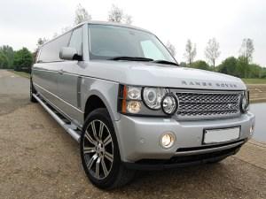 Range Rover Prom Car Hire Limo Birmingham