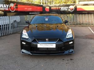 Nissan GTR sports cars hire Birmingham