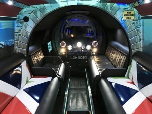 Party Bus Limos in Birmingham for rental