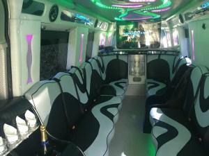 Party Bus Limos in Birmingham in London UK