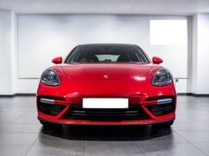 Porsche Panamere Chauffeur Hire London Sports Car UK